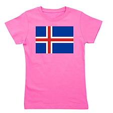Iceland.jpg Girl's Tee