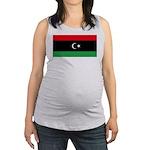 Libya.jpg Maternity Tank Top