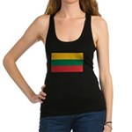 Lithuania.jpg Racerback Tank Top