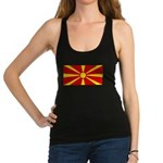 Macedonia.jpg Racerback Tank Top