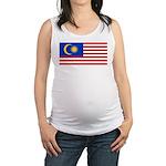 Malaysia.jpg Maternity Tank Top