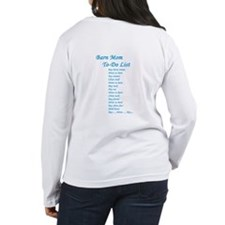 Barn Mom long sleeve tee