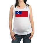 Samoa.jpg Maternity Tank Top