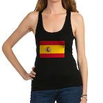 Spain.jpg Racerback Tank Top