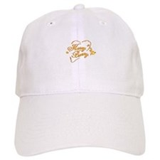 Honey Bunny Baseball Baseball Cap