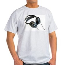 Sound Guy Ash Grey T-Shirt