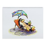 pEnGuIn Wall Calendar