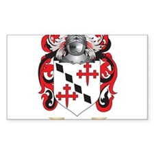Ekins Coat of Arms Decal