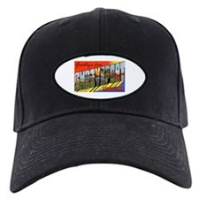 Shreveport Louisiana Greetings Baseball Hat