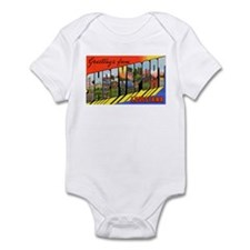 Shreveport Louisiana Greetings Infant Bodysuit