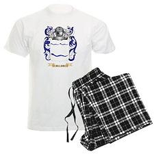 Elles Coat of Arms Pajamas