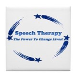 S.T. Change Lives Tile Coaster