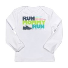 Run Mommy Run - Shoe - Long Sleeve T-Shirt