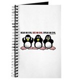 No Evil Penguins Journal