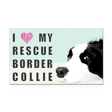 I love my rescue Border Collie