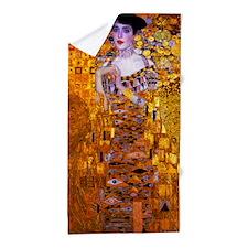 Klimt: Adele Bloch-Bauer I. Beach Towel