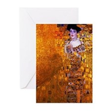 Klimt: Adele Bloch-Bauer I. Greeting Cards (Pk of