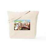 Seattle Washington Greetings Tote Bag