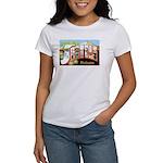 Seattle Washington Greetings Women's T-Shirt