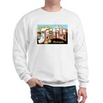 Seattle Washington Greetings Sweatshirt