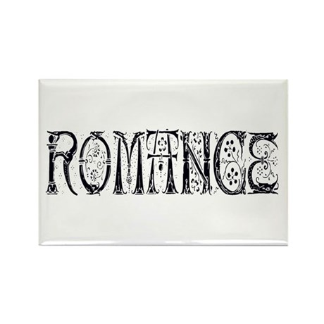 Romance Rectangle Magnet