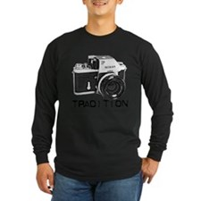 Photography Tradition Long Sleeve T-Shirt