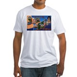San Diego California Greetings Shirt