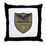 USSOUTHCOM Throw Pillow