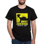 African American justice Dark T-Shirt