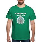 African American Dark T-Shirt