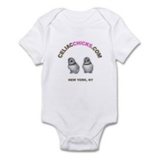 celiacchicks infant bodysuit