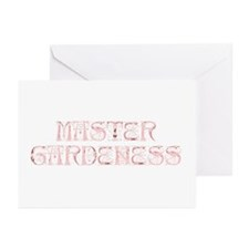 Master Gardeness Greeting Cards (Pk of 10)