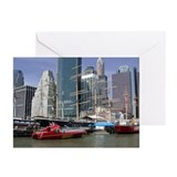 South St. Seaport Note Cards