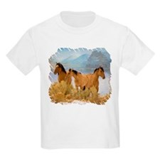 Buckskin Horses T-Shirt