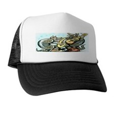 Cool Armadillos Trucker Hat