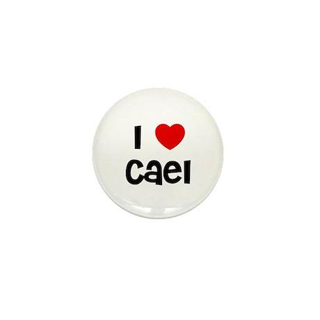 I * Cael Mini Button