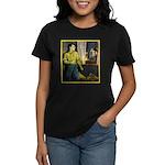 The Big Punch #2 (1921) Women's Dark T-Shirt