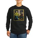 The Big Punch #2 (1921) Long Sleeve Dark T-Shirt