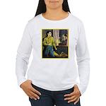 The Big Punch #2 (1921) Women's Long Sleeve T-Shir