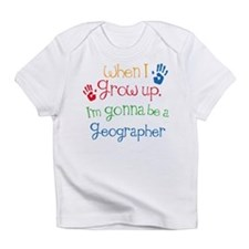 Future Geographer Infant T-Shirt