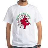 Bowling Santa Shirt