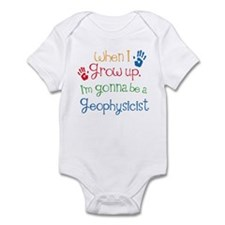 Future Geophysicist Infant Bodysuit