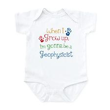 Future Geophysicist Infant Bodysuit