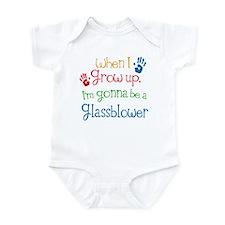Future Glassblower Onesie