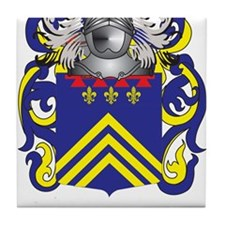 Feliciano Coat of Arms Tile Coaster