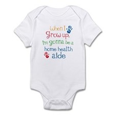 Future Home Health Aide Infant Bodysuit