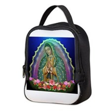 Guadalupe Glow Neoprene Lunch Bag