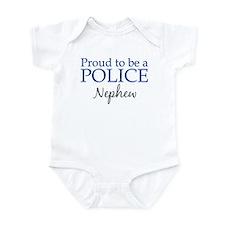 Police: Nephew Infant Bodysuit