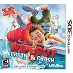 Wipeout Create & Crash: Nintendo 3DS