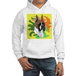 BOXERS Hooded Sweatshirt